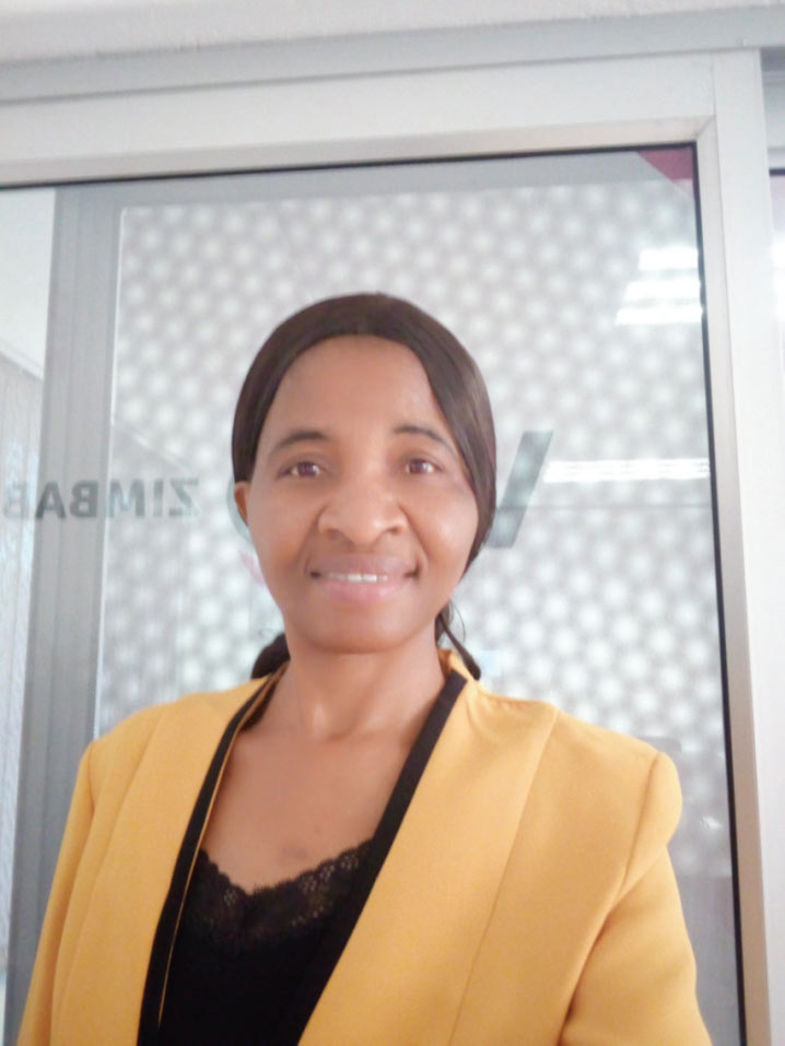 Tracy Kandeya
